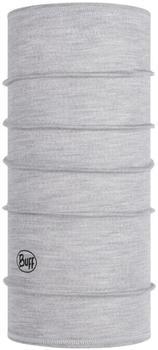 Buff Lightweight Merino Wool Kids solid light grey