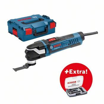 Bosch Multi-Cutter GOP 40-30, mit 5-teiligem Messer-Set in L-BOXX