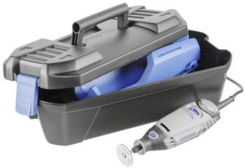 DREMEL 3000-2/45 F0133000UA Multifunktionswerkzeug inkl. Zubehör, inkl. Koffer 130W