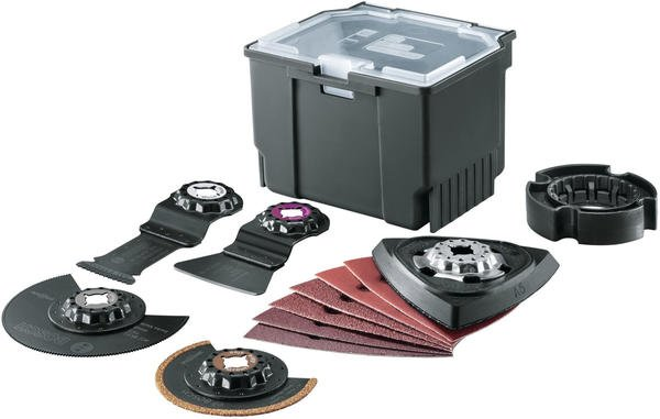 Bosch Starlock-Set 12-teilig (2609256F49)