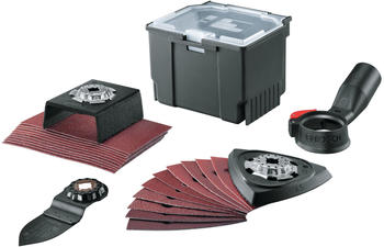 Bosch Starlock-Set für Schleifarbeiten 24-teilig (2609256F47)
