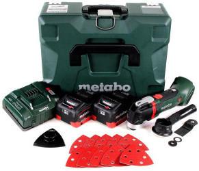 Metabo MT 18 LTX (2x 5,5Ah + Ladegerät+ Koffer)