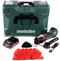 Metabo MT 18 LTX (1x 4,0Ah + Koffer + Zubehör)