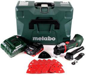 Metabo MT 18 LTX (1x 4,0Ah + Lladegerät + Koffer + Zubehör-set)