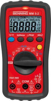 Benning Digital Multimeter MM 5 2