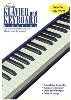 Klemm Music eMedia Klavier & Keyboard Einstieg. CD-ROM