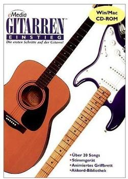 Klemm Music eMedia Gitarren Einstieg