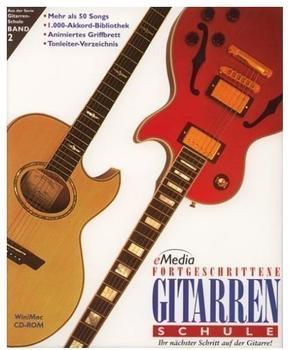 eMedia Gitarren Fortgeschritten