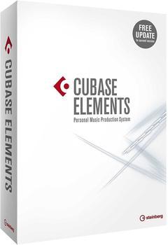 Steinberg Cubase Elements 9 Musikproduktionssoftware