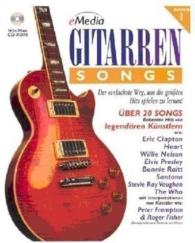 EMME eMedia Gitarren-Songs (DE) (Win/Mac)