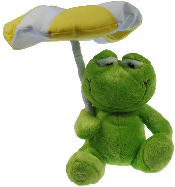 Niermann Frosch im Sonnenschirm