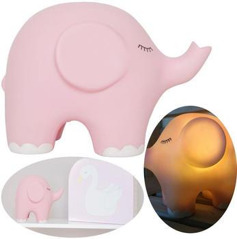 JaBaDaBaDo Schlummerlicht Elefant rosa