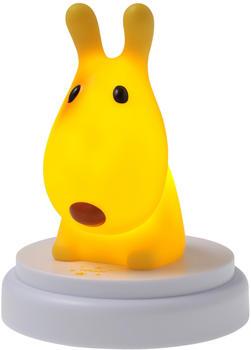 Alecto LED Nachtlicht Hund gelb