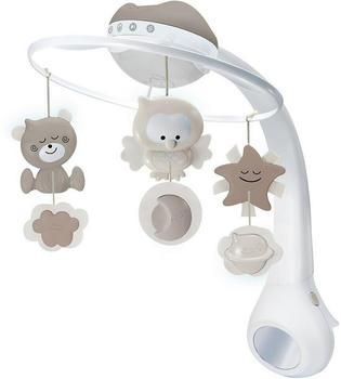 Infantino 3-in-1 Projektor, Nachtlicht und Musikmobile