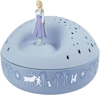 Trousselier Die Eiskönigin 2: Sternen Projektor mit Musik
