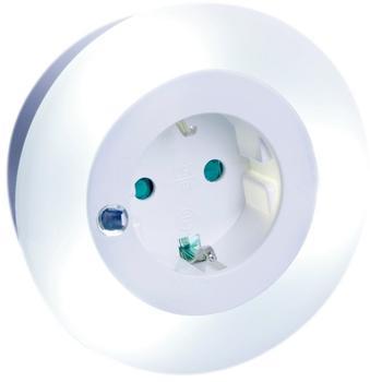 REV-Ritter Nachtlicht Rund LED weiß