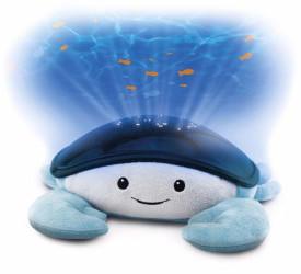 ZAZU Projektor Cody die Krabbe blau