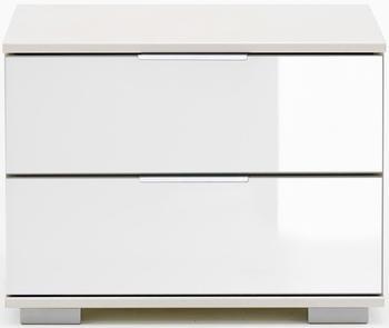 Wimex Easy 52cm weiß/Weißglas