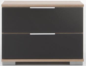 Wimex Easy 52cm struktureiche/Grauglas