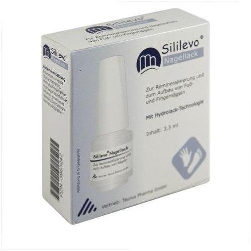 Sililevo Nagellack (3.3 ml)