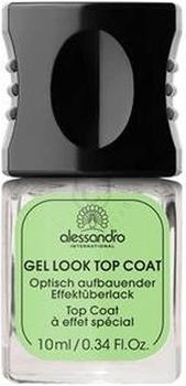 Alessandro Gel Look Top Coat (10 ml)