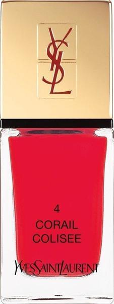 Yves Saint Laurent La Laque Couture 01 Rouge Pop Art