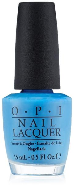 OPI Brights Nail Lacquer No Room For The Blues (15 ml)