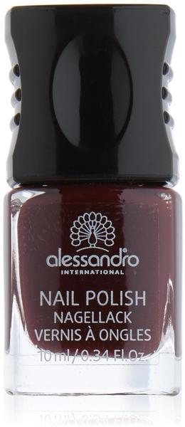 Alessandro Nail Polish 27 Secret Red (10 ml)