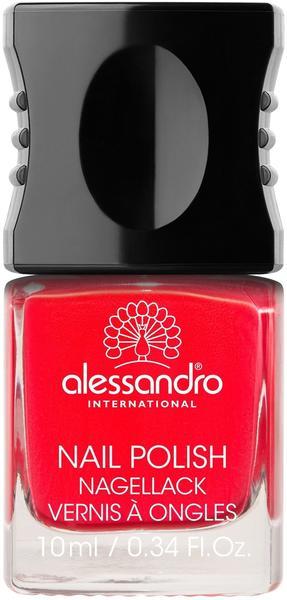 Alessandro Nail Polish 30 First Kiss (10 ml)