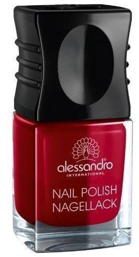Alessandro Nail Polish 26 Velvet Red (10 ml)