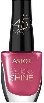 Astor Quick & Shine - 204 Life In Pink (8ml)