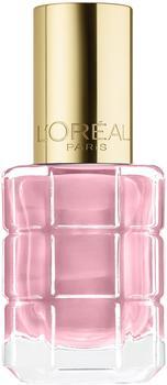 LOréal Paris Color Riche Le Vernis Nagellack mit Öl in hellem RosaJardin de Roses1 x 14ml