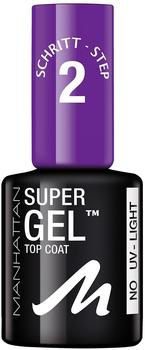 Manhattan Super Gel Top Coat 001 Clear 12 ml
