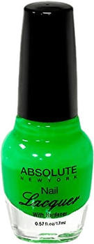 Absolute Nail Lacquer NFB36 Green Neon (15ml)