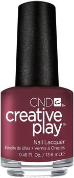 CND Creative Play - 416 Currantly Single (13,5ml)