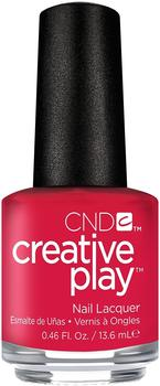 CND Creative Play - 411 Well Red (13,5ml)