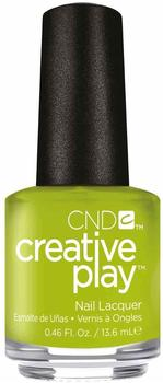 CND Creative Play - 427 Toe The Lime (13,5ml)