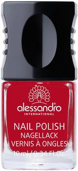 Alessandro Colour Explosion Nail Polish - 904 Red Paradise (10ml)