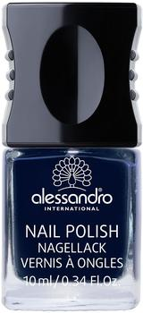 Alessandro Colour Explosion Nail Polish - 912 Urban Denim (10ml)