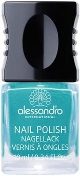 Alessandro Nail Polish 90 Purple Purpose Glitter (10 ml)