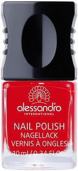 Alessandro Colour Explosion Nail Polish - 907 Ruby Red (10ml)