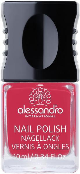 Alessandro Nail Polish 44 Pink Cadillac (10 ml)