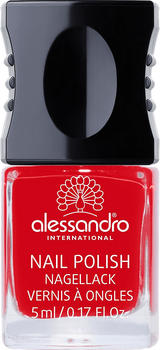 Alessandro Colour Explosion Nail Polish - 907 Ruby Red (5ml)