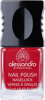 Alessandro Colour Explosion Nail Polish - 904 Red Paradise (5ml)