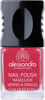Alessandro Colour Explosion Nail Polish - 906 Red Illusion (5ml)