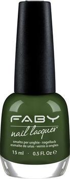 FABY Nagellack Mint Bubbles 15 ml