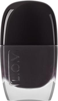 L.O.V. Lovinity Long Lasting Nail Lacquer - 270 Subtle Shadow (11ml)