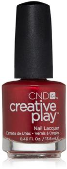 Cnd Creative Play Crimson Like Hot #415 13,5ml