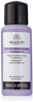 Alessandro Professional Manicure Clean & Care Nail Polish Remover (100ml)
