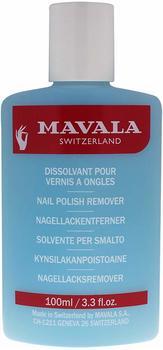 Mavala Mild Nail Polish Remover (100 ml)